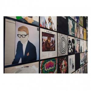 Installation shot - Ashford Gallery